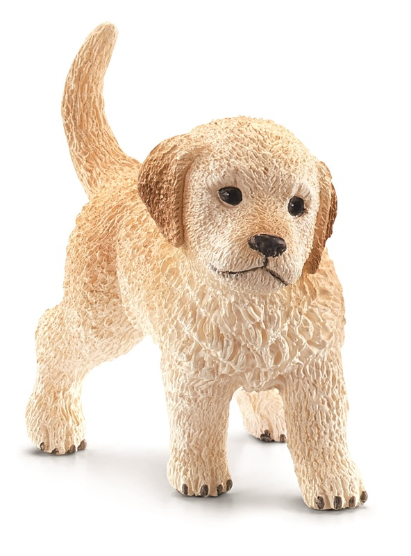 Schleich: Golden Retriever Puppy
