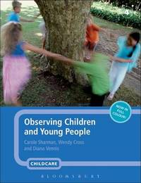 Observing Children and Young People by Carole Sharman image