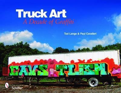 Truck Art by Todd Lange