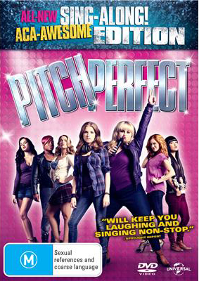 Pitch Perfect on DVD