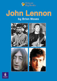 The Real John Lennon by Brian Moses image