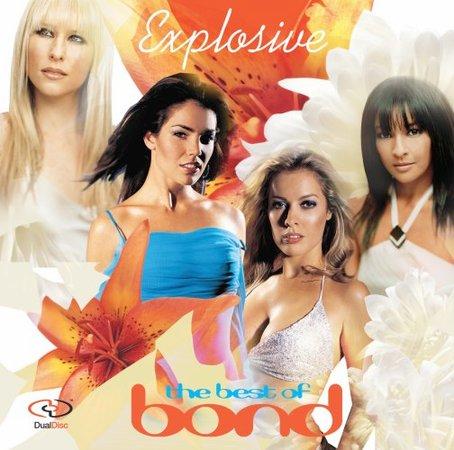 Explosive: The Best Of Bond by Bond (Pop) image