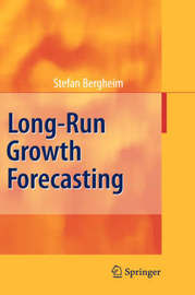 Long-Run Growth Forecasting by Stefan Bergheim