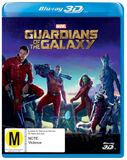 Guardians of the Galaxy 3D DVD