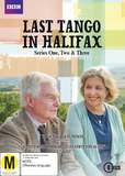 Last Tango in Halifax - Season 1-3 DVD