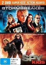 Stormbreaker / Spy Kids (2 Disc Set) on DVD