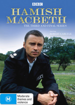 Hamish Macbeth - Series 3: The Third And Final Series on DVD