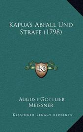 Kapua's Abfall Und Strafe (1798) by August Gottlieb Meissner