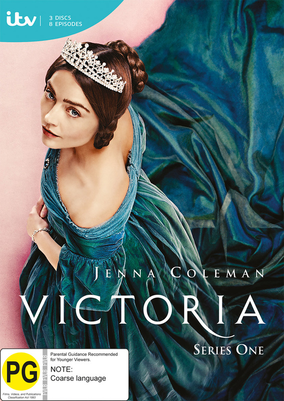 Victoria - The Complete First Season on DVD
