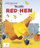 Lgb:the Little Red Hen by Diane Muldrow