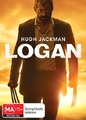 Logan on DVD