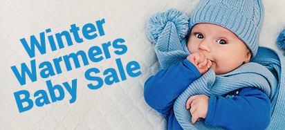 Baby Winter Warmers Sale!