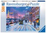 Ravensburger: Winter In Paris - 500pc