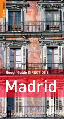 Rough Guide Directions Madrid by Simon Baskett