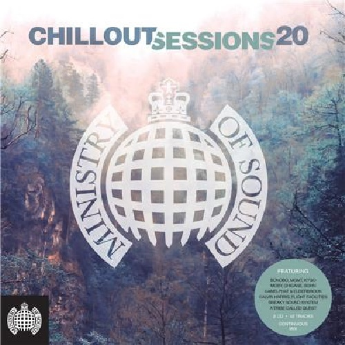 Ministry Of Sound: Chillout Sessions 20 by Ministry Of Sound image