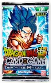 Dragon Ball Super TCG: Galactic Battle Single Booster