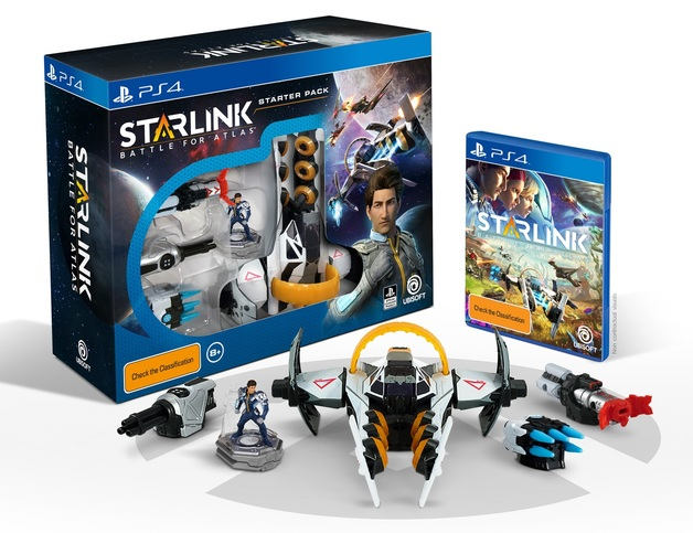 Starlink: Battle for Atlas Starter Pack for PS4