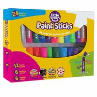 Little Brian: Paint Sticks (24 Pack) image
