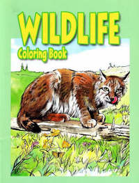 Wildlife Coloring Book by Hancock House Publishers image