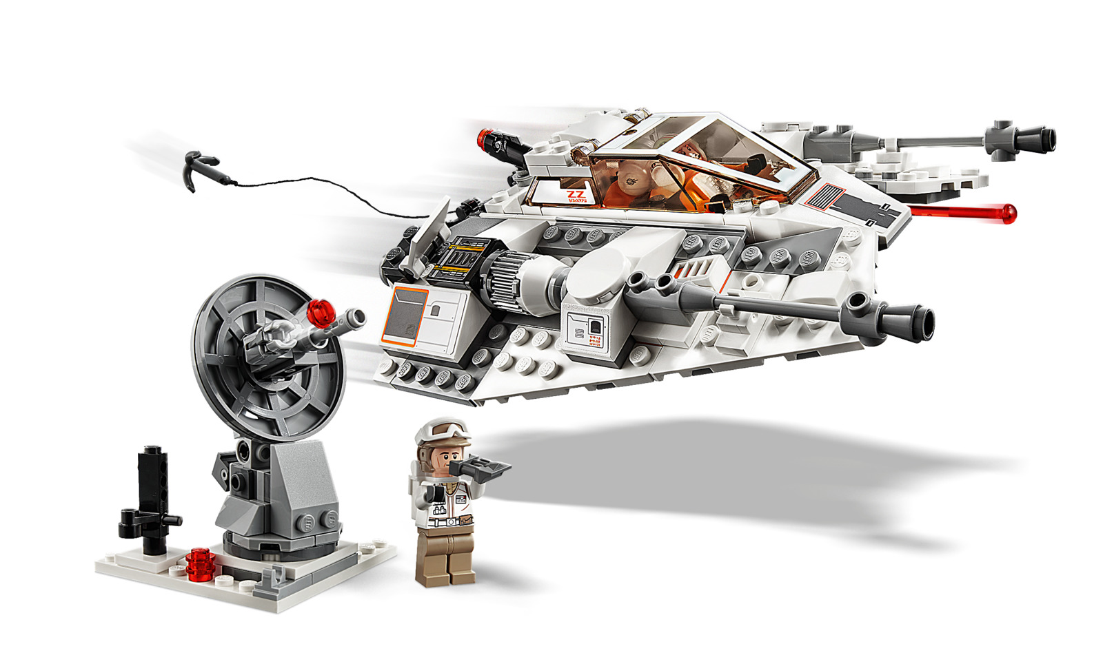 LEGO Star Wars: 20th Anniversary Edition - Snowspeeder (75259) image