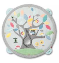 Skip Hop: Treetops Friend Activity Gym - Grey + Pastel image