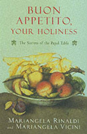 Buon Appetito Your Holiness by Mariangela Rinaldi image