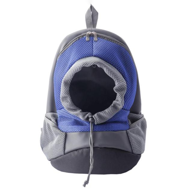 Ape Basics: Dog Travel Chest Bag - Blue
