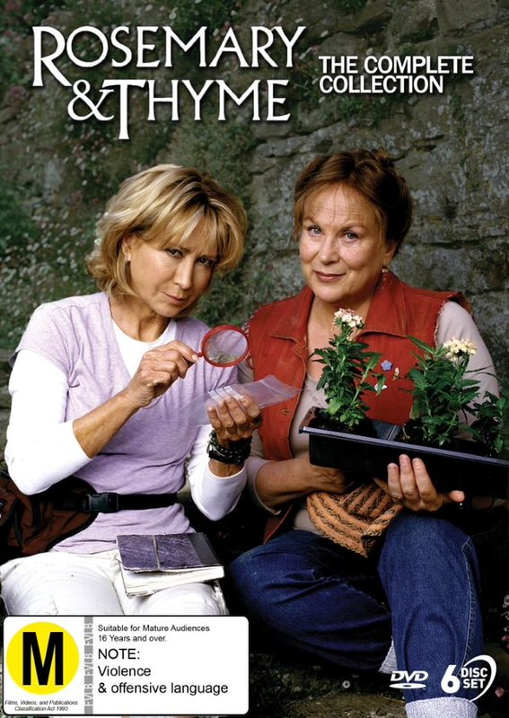 Rosemary & Thyme: The Complete Collection on DVD