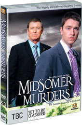 Midsomer Murders - Vol. 5.3 on DVD