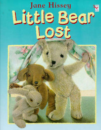 Little Bear Lost by Jane Hissey image