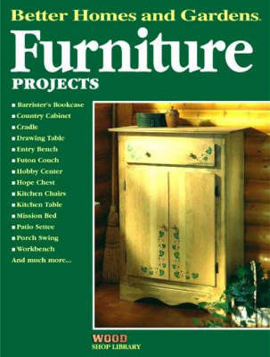 Furniture Projects by Better Homes & Gardens image