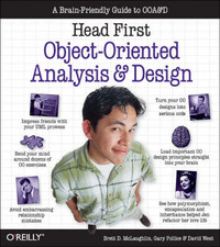 Head First Objects-Oriented Analysis and Design by Brett D. McLaughlin