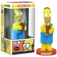Simpsons Tiki Mug Homer Bobble Head image