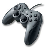 Logitech Extreme Action Controller for PlayStation 2