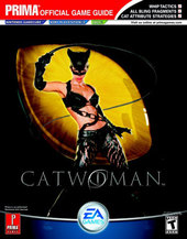 Catwoman - Prima Official Guide for GameCube