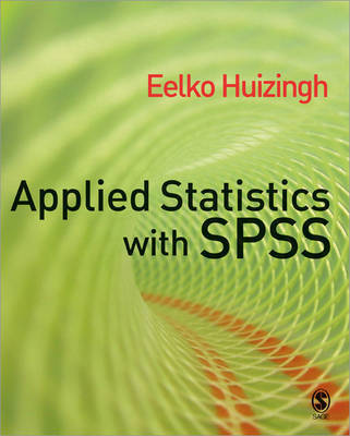Applied Statistics with SPSS by Eelko Huizingh image