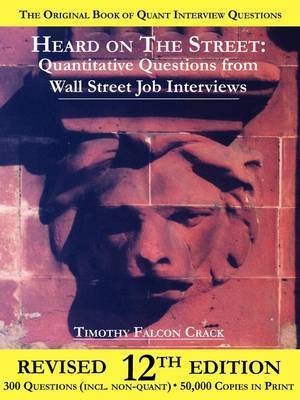 Heard on The Street by Timothy Falcon Crack