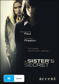 A Sister's Secret on DVD