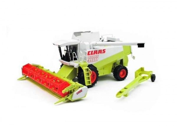 Bruder Claas Lexion Harvester