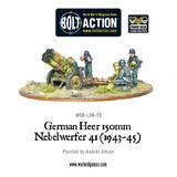 German Army - Heer 150mm Nebelwerfer 41 (1943-45)