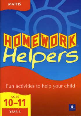Longman Homework Handbooks: Mathematics 6, Key Stage 2 by Linda Terry