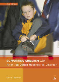 Supporting Children with ADHD by Kate E. Spohrer image