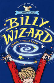 Billy Wizard by Chris Priestley image