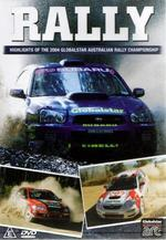 2004 Australian Rally Championships on DVD