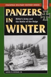 Panzers in Winter by Samuel W Mitcham image