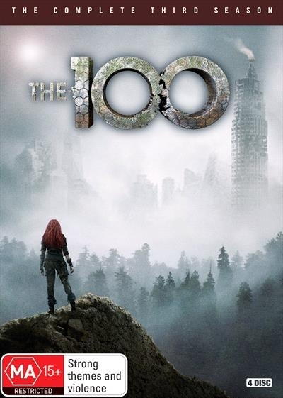 The 100 - The Complete Third Season on DVD