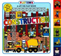 Playtown Construction by Roger Priddy