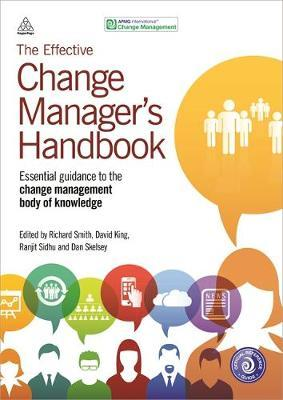 The Effective Change Manager's Handbook image