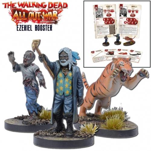 The Walking Dead: Ezekiel Booster image
