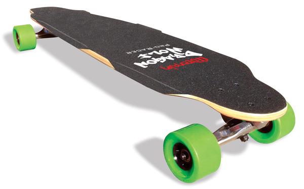 Adrenalin Dragon Wolf Skateboard